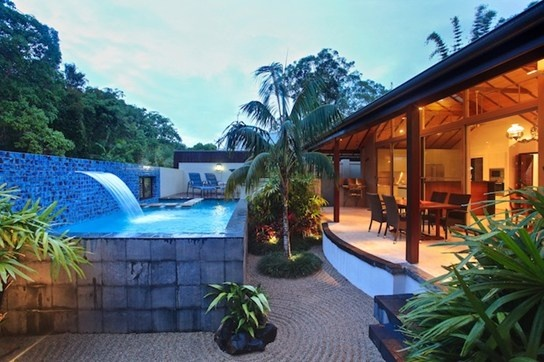 Need a break??? Check out The Villas of Byron resort...