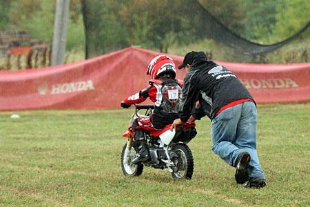 Teach my kids to ride!