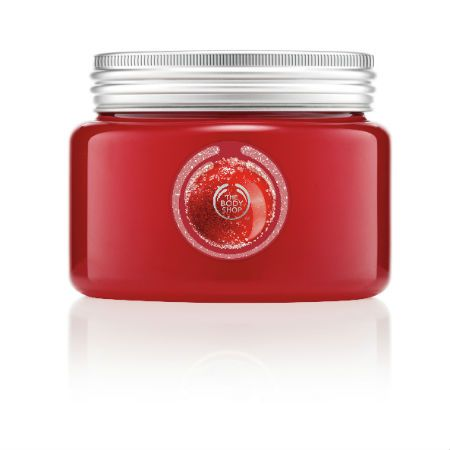 The Body Shop Limited Edition Frosted Cranberry Bath Jelly