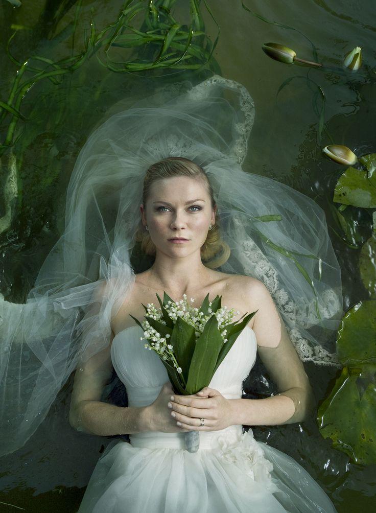 Kirsten Dunst - Melancholia (Lars Von Trier, 2011)