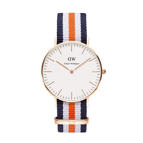 ダニエル ウェリントン 腕時計 Daniel Wellington ローズ 36mm Classic Southport サウスポート 0581DW 日本限定モデル - ダニエルウェリントンを通販で購入するなら正規販売店の当店へ