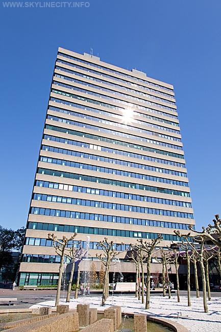Erasmus building, Radboud University Nijmegen