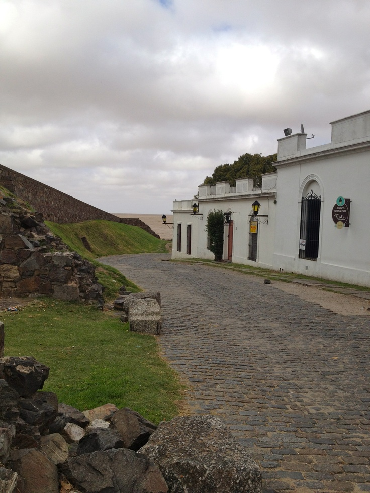 Colonia, Uruguay...a break from the fast-paced city of Buenos Aires