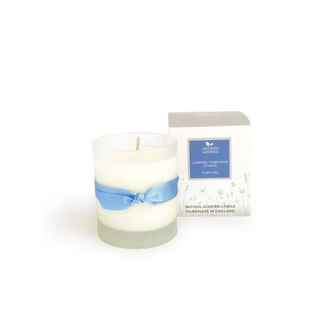 Sleep Well candle - Lavender, Cedarwood and Neroli