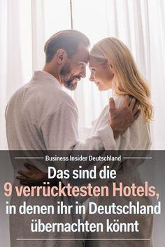 Die 9 verrücktesten Hotels, in denen ihr in Deutschland übernachten könnt – Tonia Czypionka