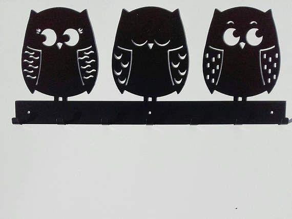 Check out this item in my Etsy shop https://www.etsy.com/listing/508470738/owly-owl-metal-coat-rack-hooks-shabby