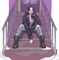 Aka Jessica Jones  by Johnny-Lighthands