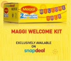 Maggi 2-Minute Masala Noodles (70g) (Pack of 12)