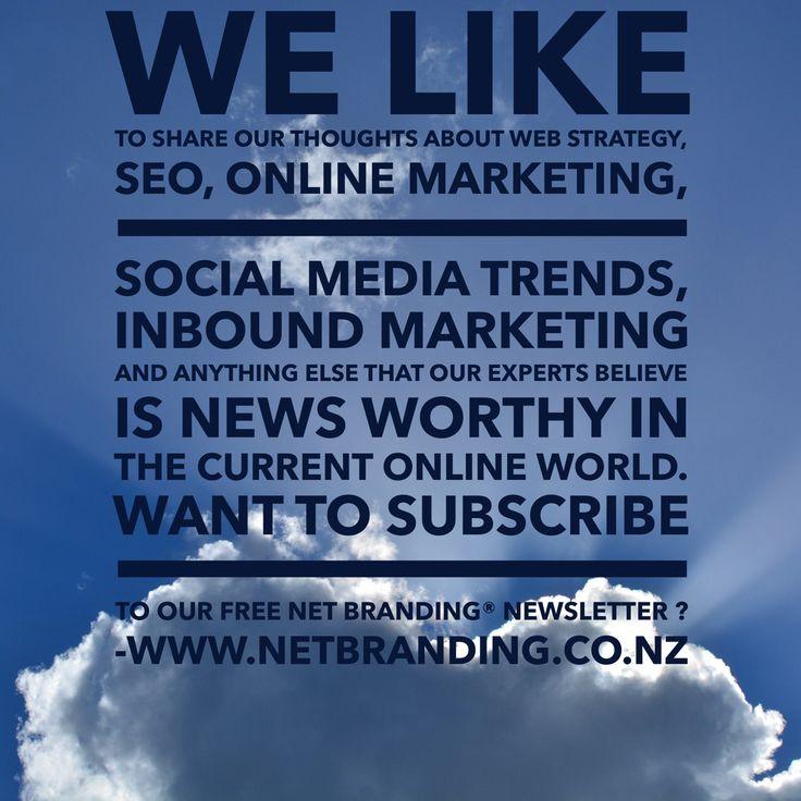 www.netbranding.co.nz   Be seen, be heard, be found online.
