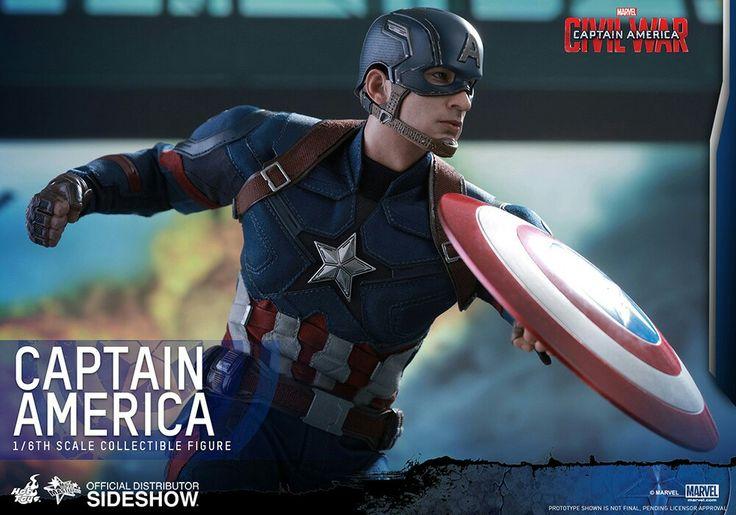 Action figure Capitan America