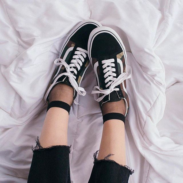 Found our new faves. 😍 The @Vans X UO Camo Old Skool Sneaker is available onlne now: SKU #40555120. #UOonYou #UOExclusives
