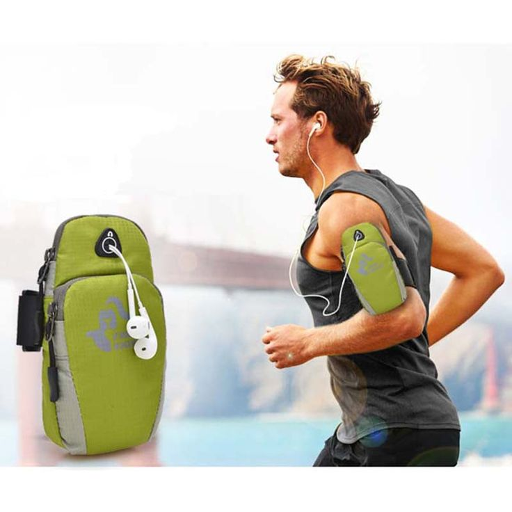 Fashion Running Armband Case bag For Samsung s5 S6 S7 edge Nylon waterproof sport Arm Bag Band Gym for iphone5 5s 6 6s plus
