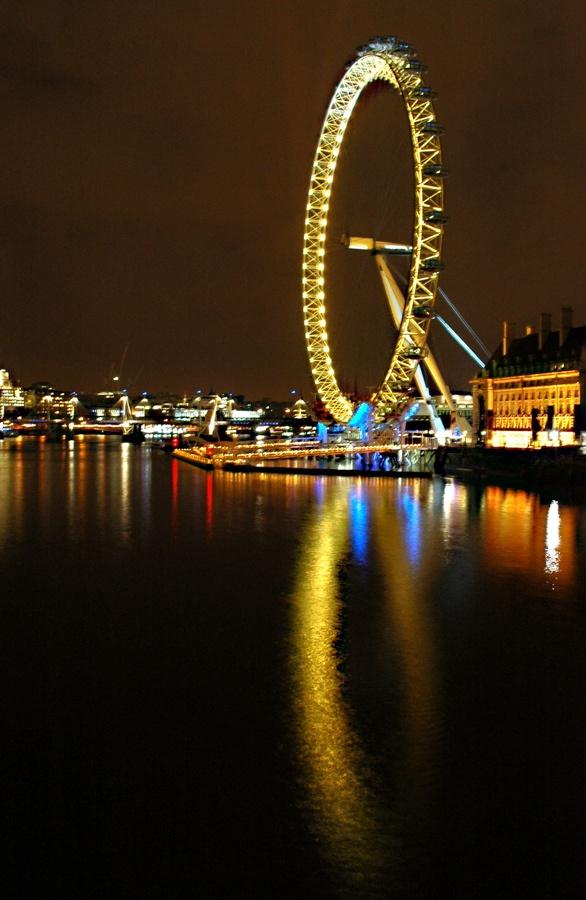 London Eye: Future Adventures, London Eye You