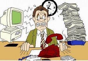 Casaforte Blog : Stress lavoro correlato