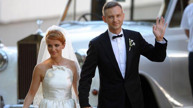 Katarzyna Zielińska już po ślubie! - Plejada