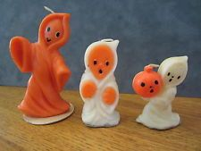 Gurley Halloween candles
