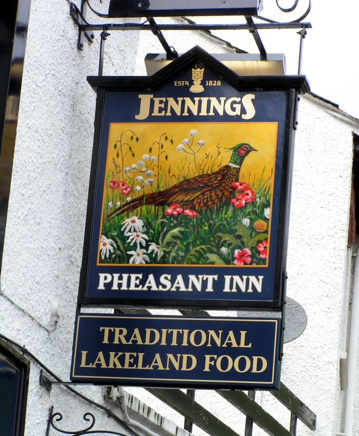 The Pheasant Inn, Crosthwaite Rd, Keswick, Cumbria CA12 5PP