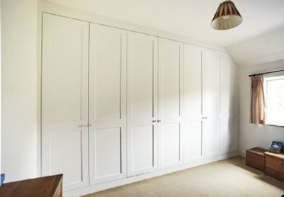 17 Best Ideas About Large Fitted Wardrobes On Pinterest Fitted Wardrobe Design Fitted