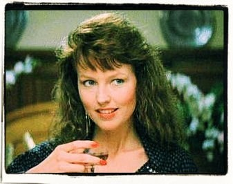 Deborah Foreman in APRIL FOOL'S DAY 1986