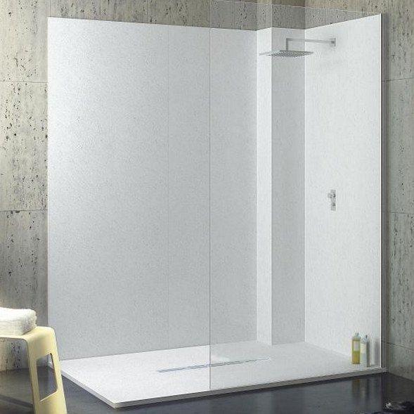 Oltre 1000 idee su doccia in ardesia su pinterest bagno in ardesia tegole in ardesia e - Pannelli per coprire piastrelle bagno ...