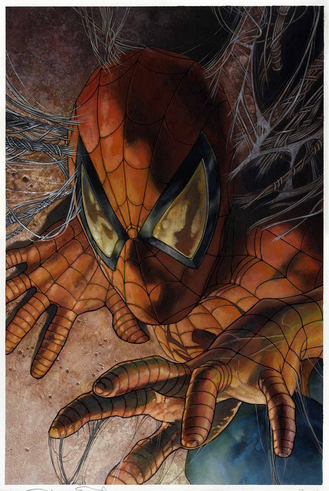 Spider-ManbySimone Bianchi