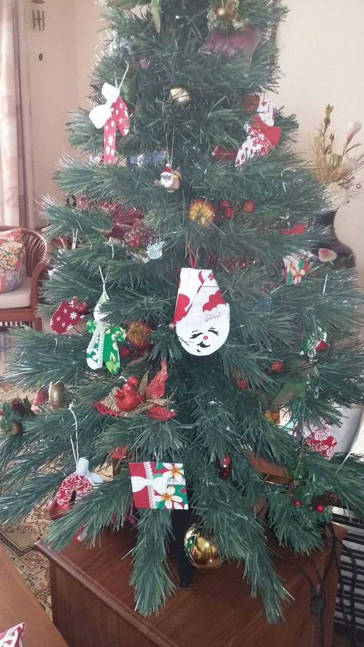 Tahitian Christmas tree