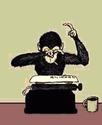 The Infinite Monkey Theorem   Digital Tonto