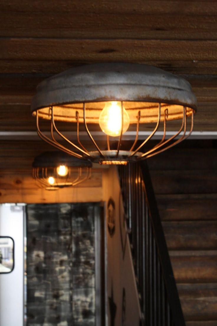 Best 25 industrial lighting ideas on pinterest for Rustic industrial kitchen lighting
