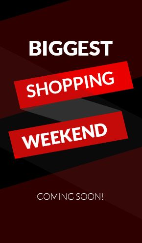 Get ready, loco lapis is offering biggest shopping weekend, for Endless DEALS stay tuned to www.locolapis.com