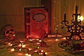 Hocus Pocus, Dia Das Bruxas, Assustador