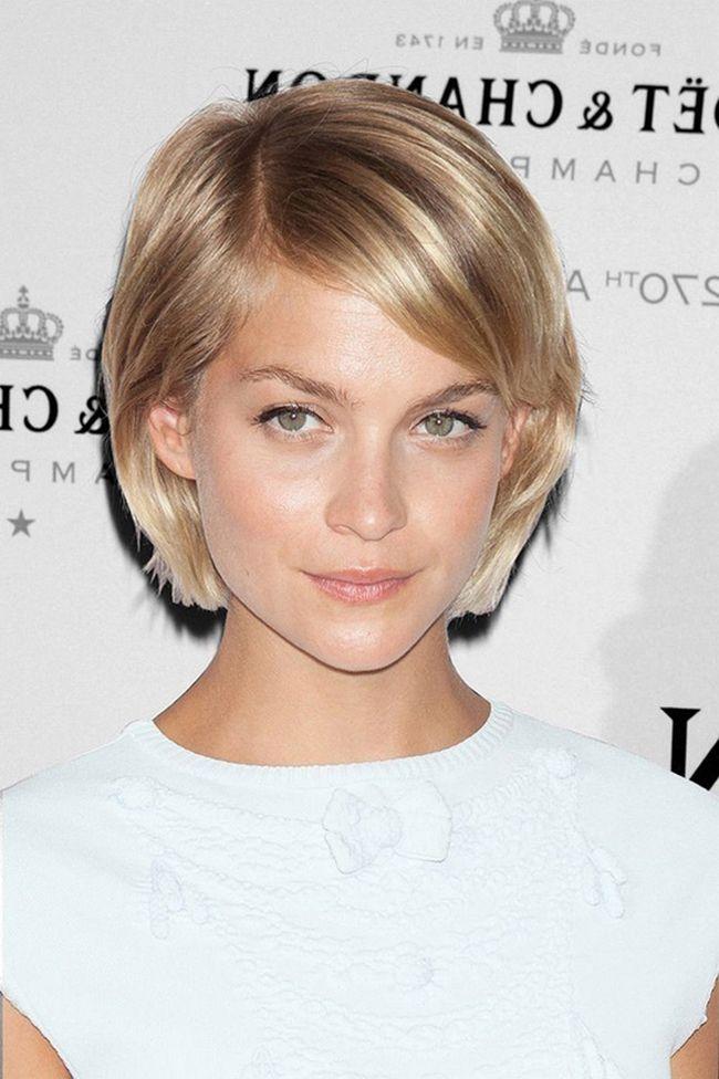 Frisuren Frauen Herzformiges Gesicht Frisurentrends Haarschnitt Bob Frisur Langes Gesicht Kurzhaarfrisuren