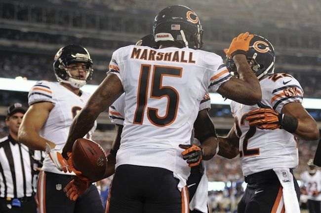 Brandon Marshall Signs Contract Extension on The View - SportsAsToldByAGirl