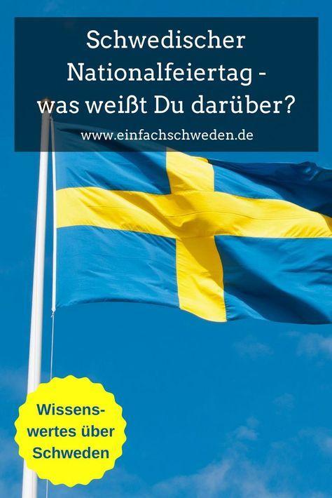 Schwedischer Nationalfeiertag – Edith Nitsche