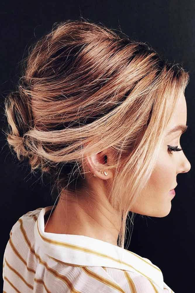 Discover Useful Tutorials On How To Put Your Hair In A Bun #hairupdos