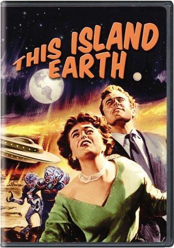 Jeff Morrow & Faith Domergue & Joseph Newman-This Island Earth