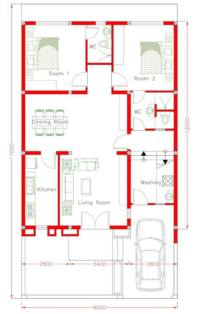 Small House Plan Ideas For Different Area Engineering Discoveries Small House Design Plans Home Design Plans Small House Design Home plans and build cost