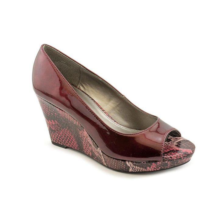 bandolino s auburn synthetic dress shoes