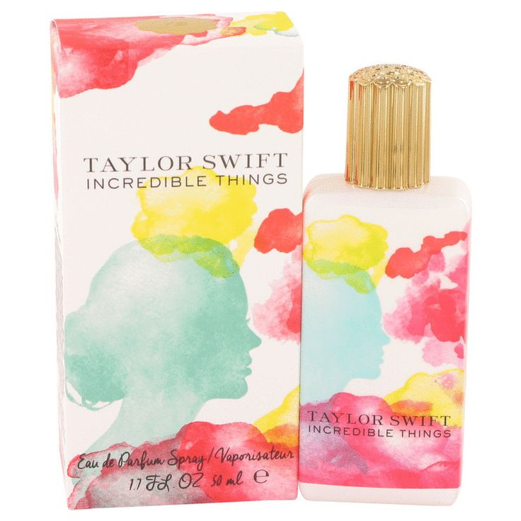 Incredible Things by Taylor Swift is a musky but sweet scent. Its top notes include pink pepper and grapefruit. At its heart, youll find the power of vanilla orchid, suede flower, and wild passion flo