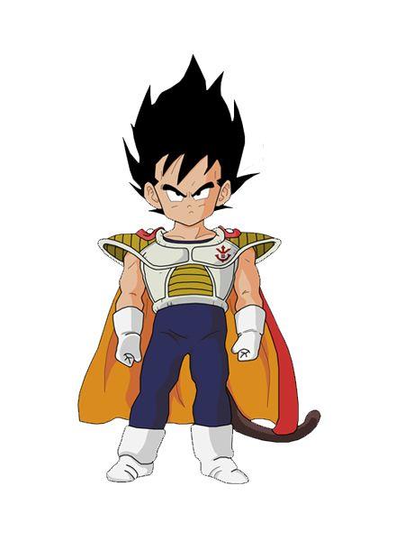 Kid Goku And Kid Vegeta Best 20+ Kid ve...