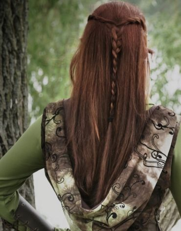 elvish hair <3