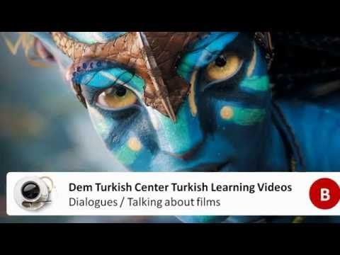 #Learn #Turkish #language with #Turkishlearning dialogues - Talking about films in #Turkishlanguage