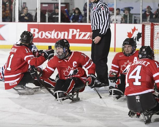 Five things to know about Canada's Sochi 2014 sledge-hockey team. #WHATSTHERE #WeAreWinter