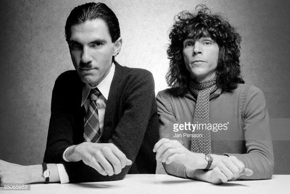 Ron and Russell Mael - Sparks