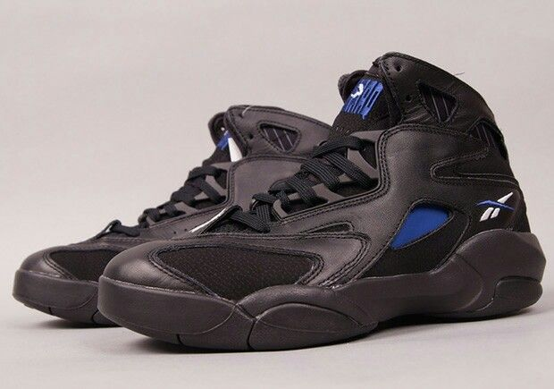 Reebok Shaq Attacked with Shaq Attaq 1 'till 4 hints.