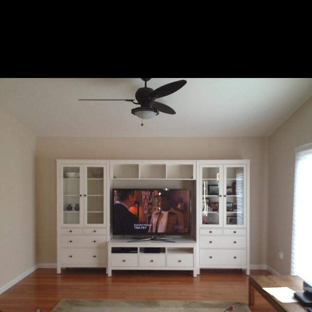 tv m bel ikea hemnes. Black Bedroom Furniture Sets. Home Design Ideas