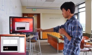 Control all the electronic devices in your room using gestures