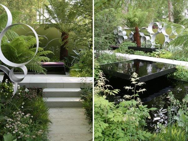 17 best images about small urban garden design on pinterest