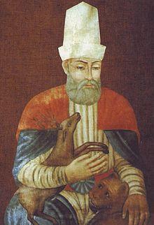 Баха ад-Дин Валад — Википедия