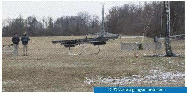 Die US-Armee hat erfolgreich ihr Hoverbike JTARV getestet. Die Drohne soll Soldaten im Kampf versorgen.