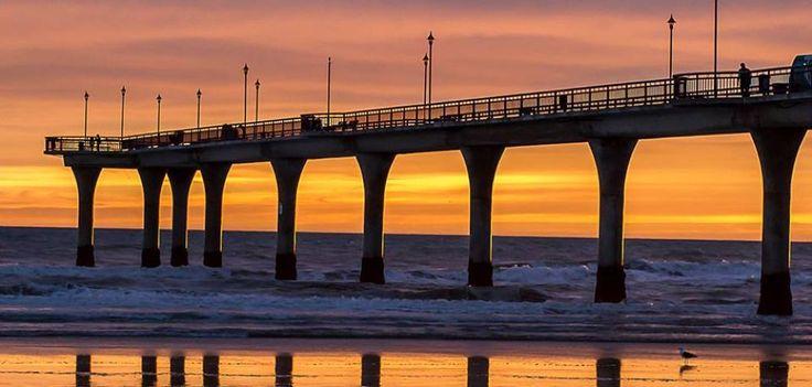 Brighten Pier  by poison33mandy